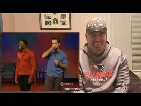Reaction  Best Of Whose Line Is It Anyway Colin And Ryan Part 1