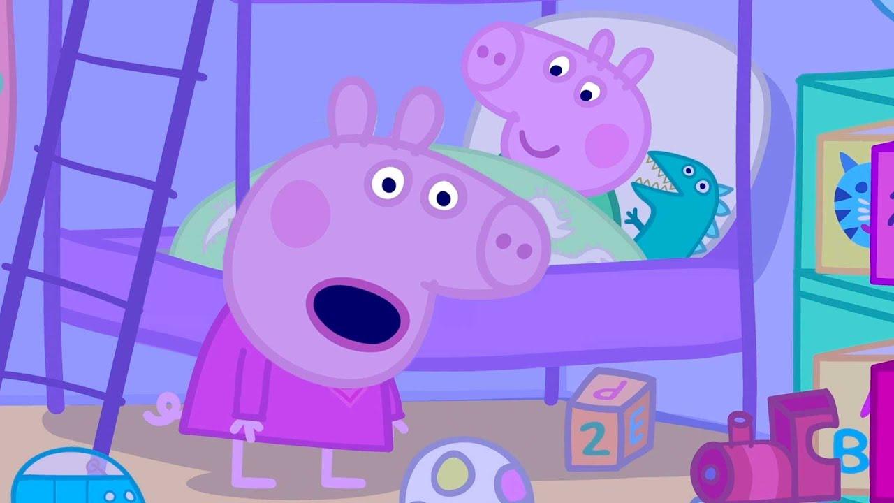 Peppa Pig Português Brasil   Histórias para dormir da Peppa   Desenhos Animados