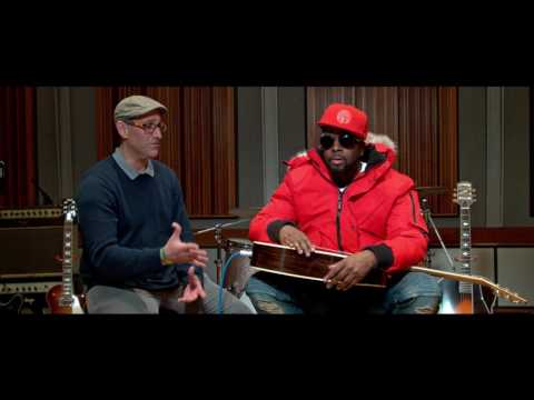A-Sides: Wyclef Jean Interview -  Return to Music, Trump, Influences, and Haiti (2.14.17)