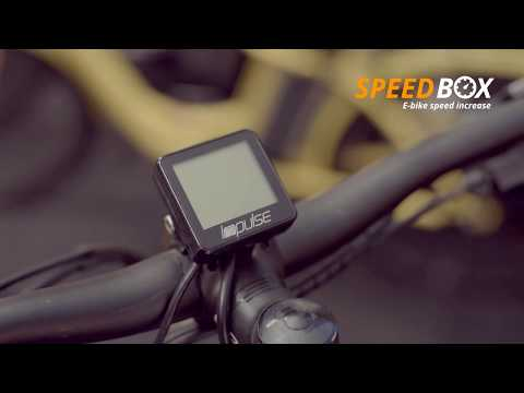 Kalkhoff Impulse Mittelmotor Box CMX E-Bike Chiptuning Speedclip Evo2 50km//h f
