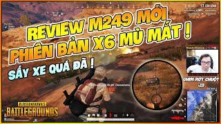 REVIEW M249 PHIÊN BẢN MÙ MẮT ! LOWLIGHT TẤU HÀI CỰC MẠNH CÙNG NAM ART PUBG