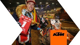 Cody Webb wins 2017 EnduroCross Championship | KTM