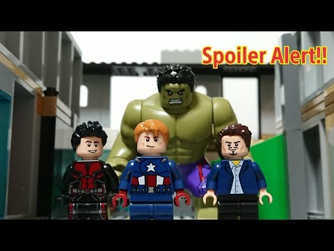 LEGO Avengers Endgame #8