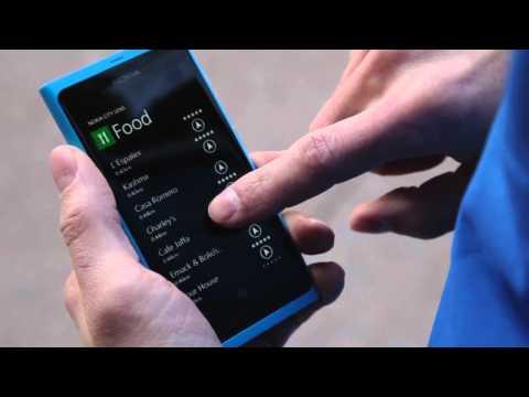 Augmented reality navigation on Nokia Lumia !