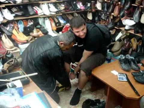 How to buy shoes in Turkey