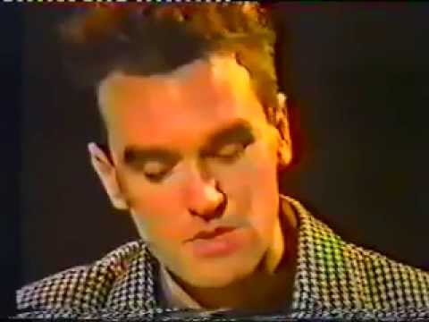 Tony Wilson Interview With The Smiths