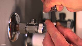 Delta Installing 2 Handle Widespread Faucet With Diamond Seal Technology