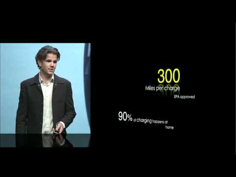 AU 2010 Keynote: More Than Electric / Franz von Holzhausen