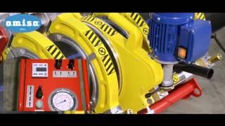 видео Сварка полиэтиленовых труб: необходимое оборудование, агрегат для сварки пэ встык