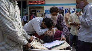 Геноцид в Индии? Высокий суд сравнил смерть людей с COVID-19 с преднамеренным уничтожением населения