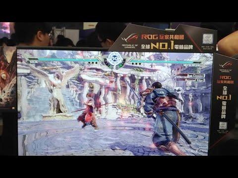Soulcalibur VI TGS2018
