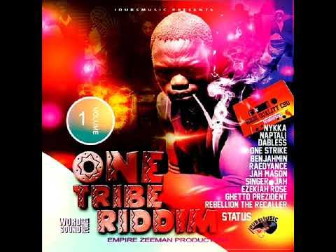 One Tribe Riddim Mix (Full) Feat  Jah Mason, Rebellion The Recaller,  Naptali (January 2019)