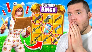 *NEU* LEGENDARY BINGO in FORTNITE