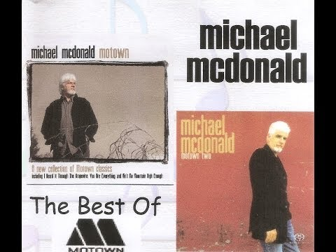 "MICHAEL MCDONALD ""MOTOWN I & II"" - Coletânea"