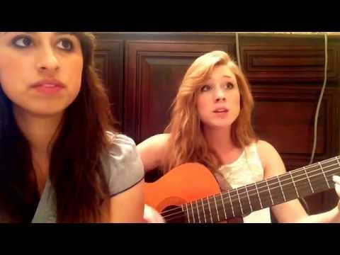 "Victoria Colson and Rachel Shade cover ""Everything has Changed"" by Taylor Swift"