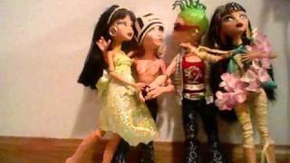 Monster high Dolls Short Films 7