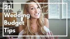 21 Budget Saving Tips for Brides