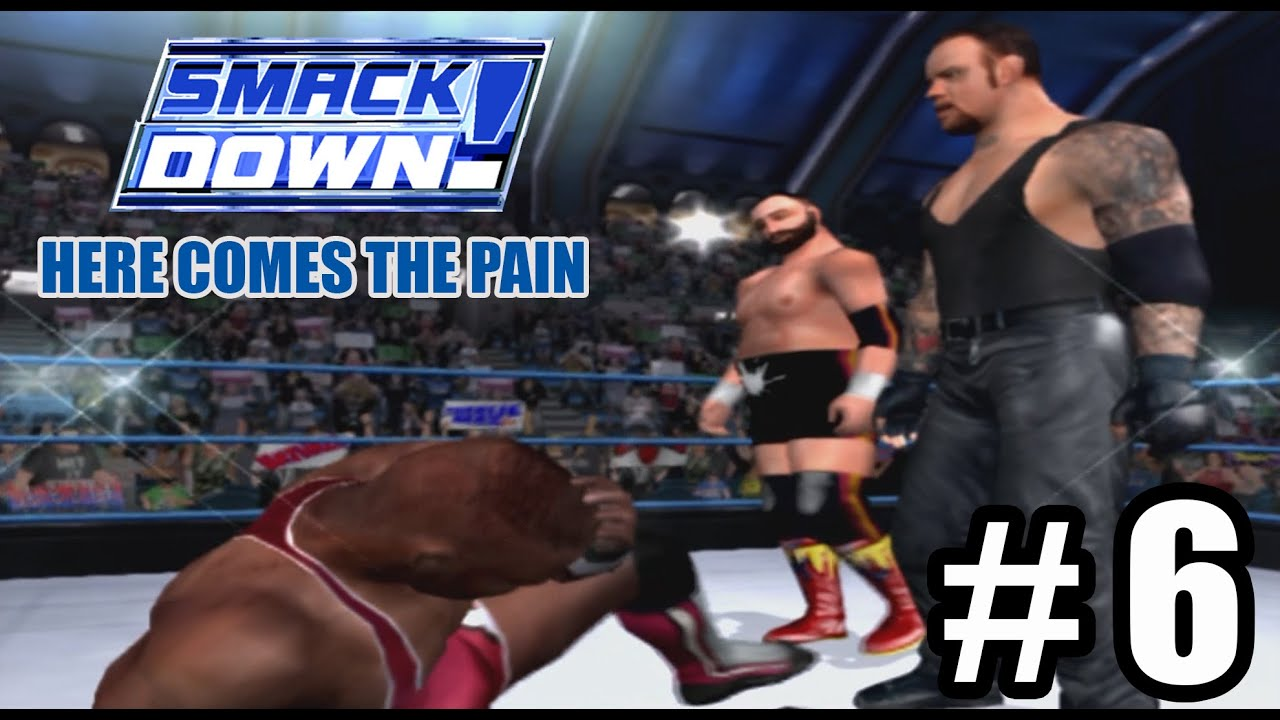 Tag Team Rebound! – WWE SmackDown! Here Comes The Pain Season Mode Ep. 6