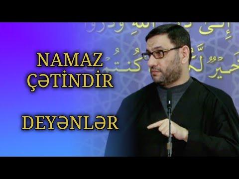 Dəstəmazı düzgün almaq qaydası - Kərbəlayi Mübariz