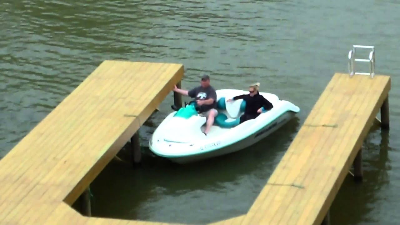 Seadoo Jet Boat >> 1995 Seadoo Sportster - YouTube