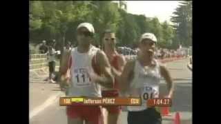 JEFFERSON PÉREZ OSAKA 2007 RESUMEN COMPLETO