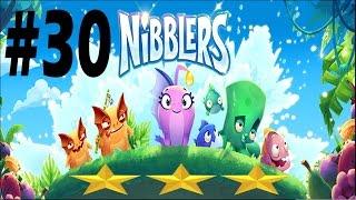 rovio nibblers level 30 turtleneck boss fight three star walkthrough