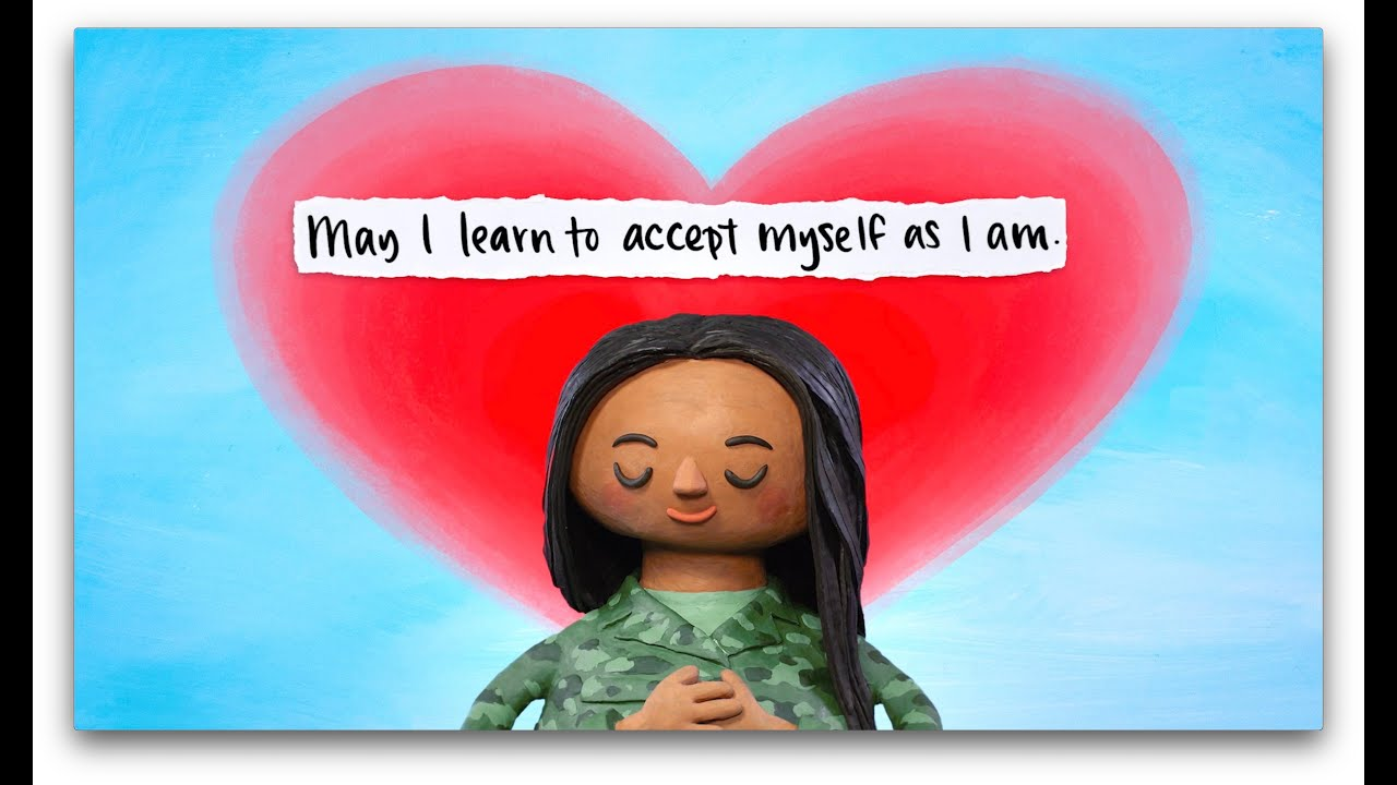 Self-Compassion Break - a moment of self-care and tenderness