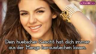 I Want You Back - Victoria Justice Ft. Victorious Cast (Deutsche Übersetzung)