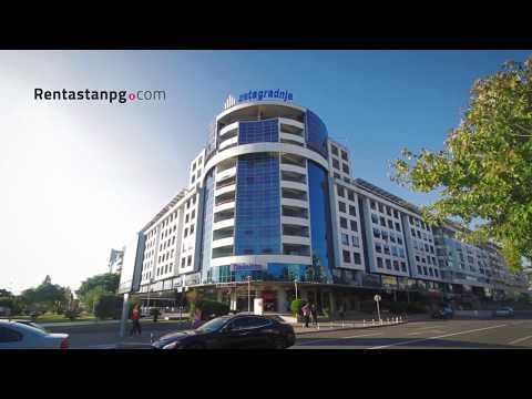 Maxim Capital Apartment - Stan Na Dan Podgorica - Flat Rental Podgorica