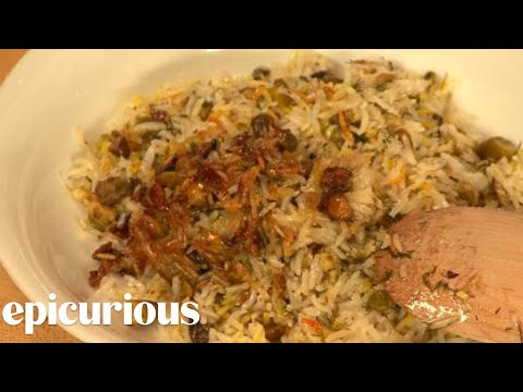 Soya Pulao Recipe Persian Style Vegan Vegetarian Cooking