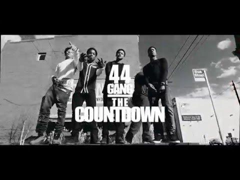 44Gang @Hozay_Bandz x Maxx - The CountDown(Official Music Video)