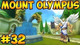 "Wizard101: Full Game Walkthrough | ""Mount Olympus"" Ep 32"