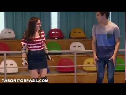 Soy Luna - Gastón enseña a andar a Nina, y después de la charla acerca de Felicity (Capitulo 59)