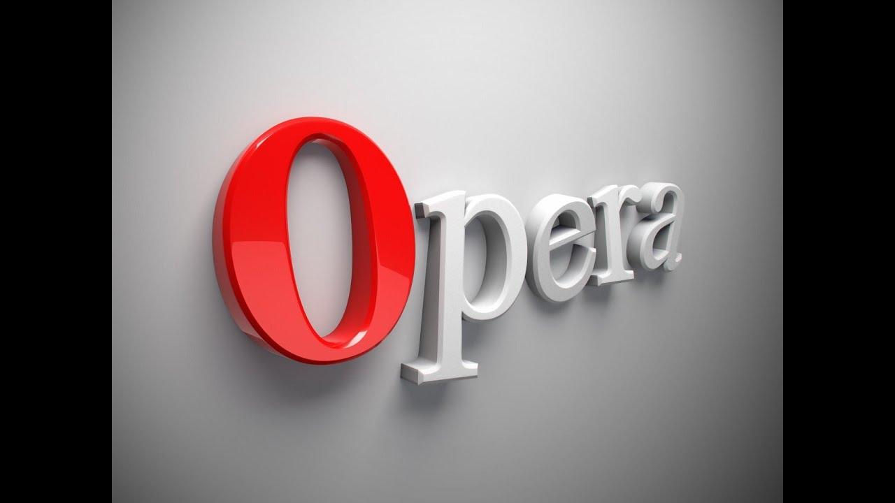 Быстрое удаление поиска Mail.ru и спутника Mail.ru из Opera