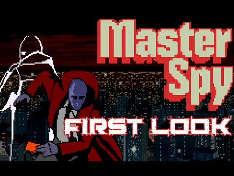 Master Spy Gameplay First Look Review Lets Play PC 1080p Steam
