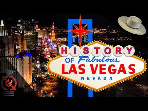 The History of Las Vegas, Nevada (feat. Mark Hall-Patton)