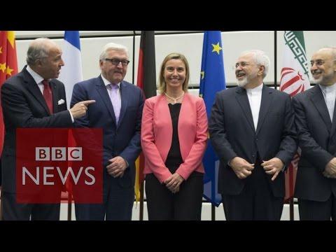 Iran nuclear talks: 'Historic' agreement struck - BBC News