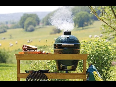 How To Use A Big Green Egg Ace Hardware Youtube