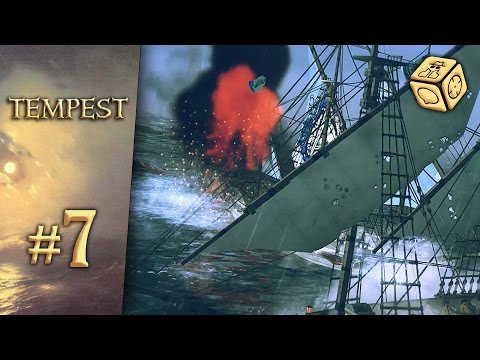 The pirates hate us. Well, me. - Let's Play Tempest #7