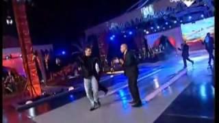 فارس كرم التنوره من برنامج ليالي السمر