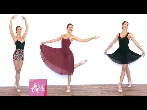 BALLET SKIRT & DANCE DRESS COLLECTION from Move Dance |ad| natalie danza
