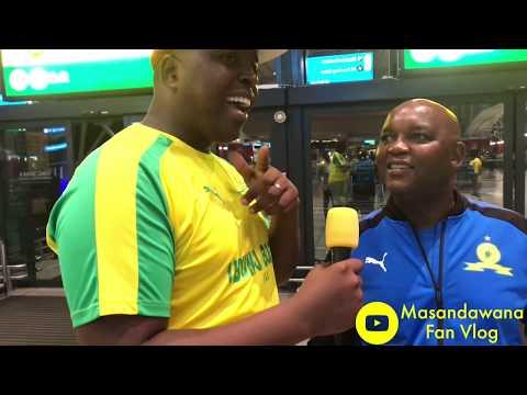Matchday Vlog: Durban (Amazulu)