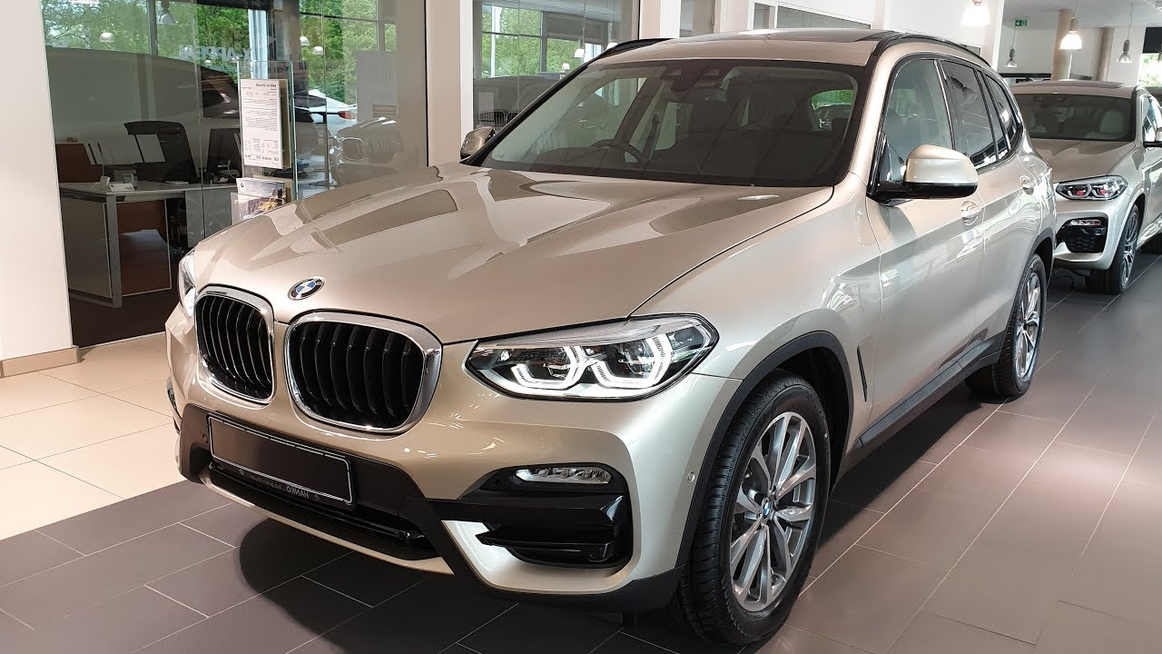 2019 BMW X3 XDrive20i Modell Advantage