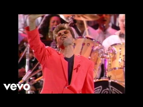 Queen, George Michael, London Gospel Choir - Somebody To Love (Live)