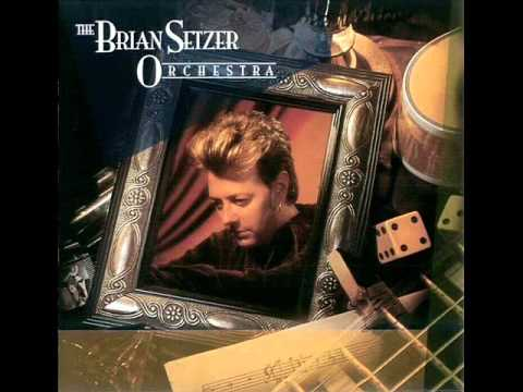 The Brian Setzer Orchestra - Drink That Bottle Down