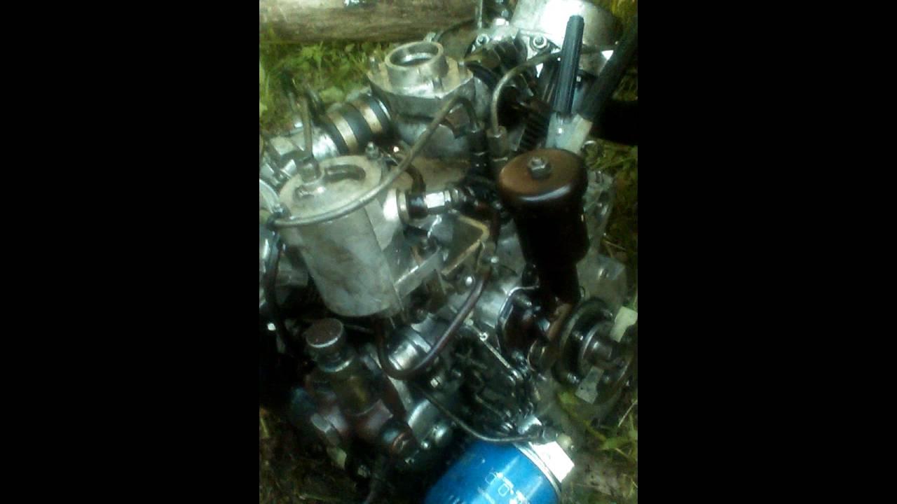минитрактор кмз 012 двигатель в2ч минидизель