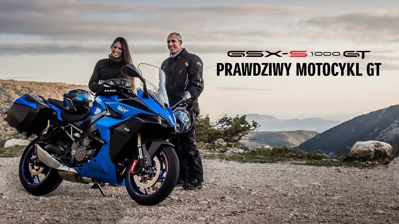 Download Suzuki GSX-S1000GT