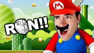 TODA MI INFANCIA EN UN JUEGO | Super Mario Run