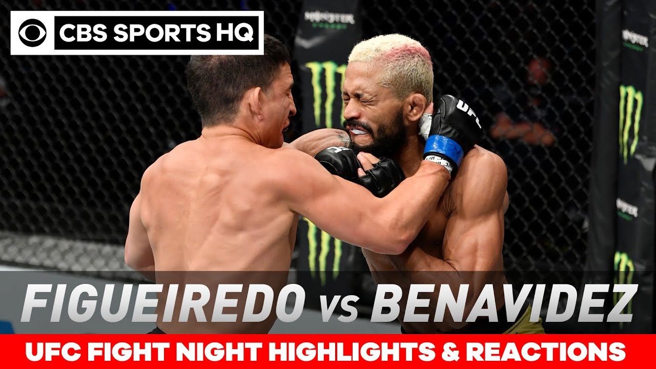 UFC Fight Night results, highlights: Deiveson Figueiredo dominates ...