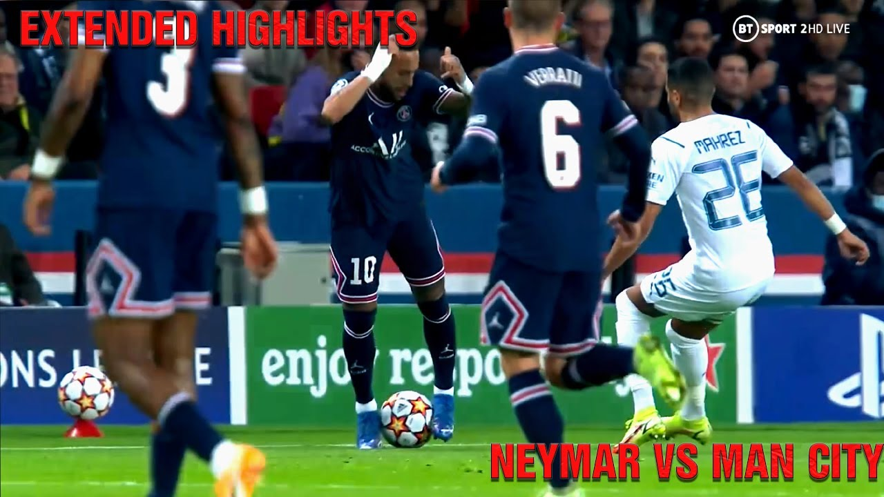 Download Neymar vs. Manchester City (UCL Home)   HD 1080i
